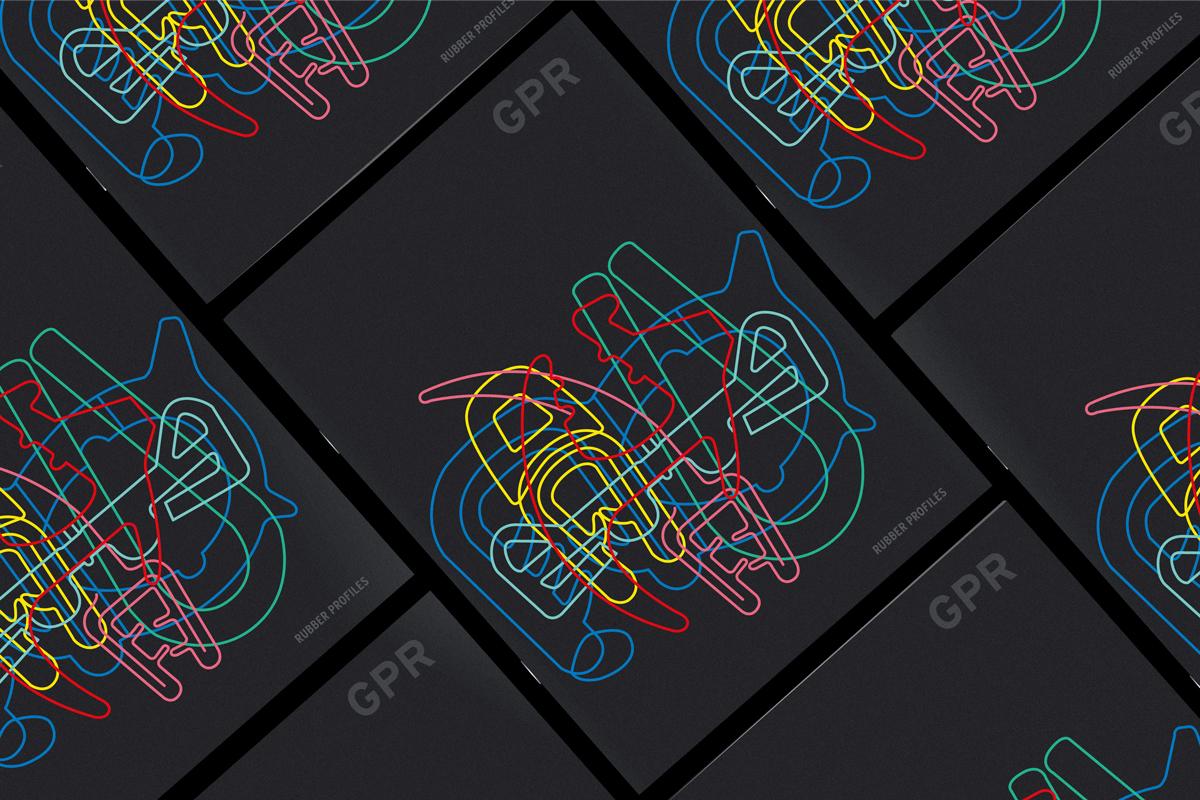 Gummiprofile technische Zeichnungen Katalog