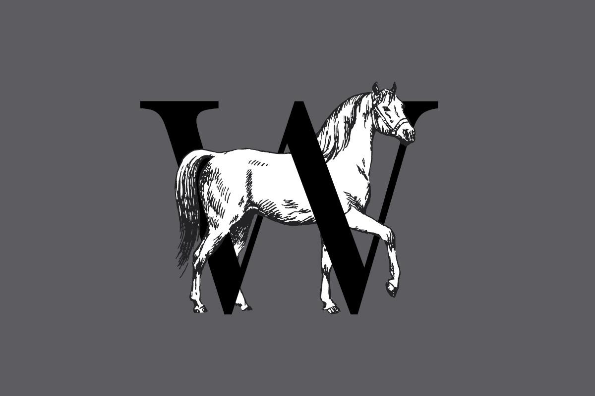 Logo Pferde Zucht