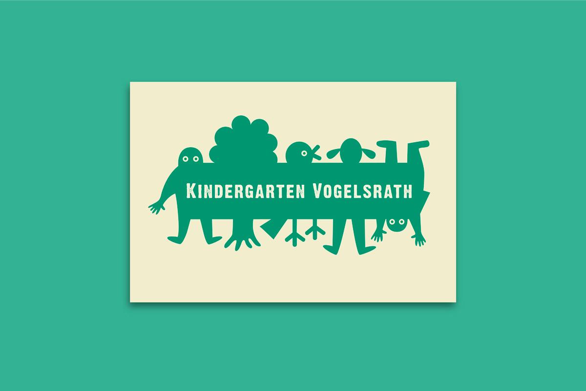 Logo Kindergarten Kindertagesstätte